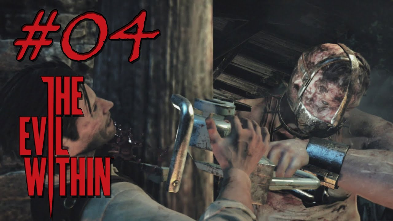 [Let's Play] The Evil Within – 04 – Durch die Wand gesägt