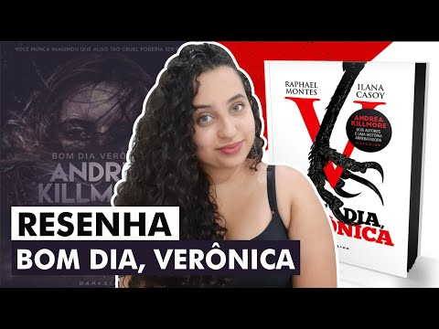 Bom dia, Verônica • Raphael Montes e Ilana Casoy | Karina Nascimento | Paraíso dos Livros #Darkside
