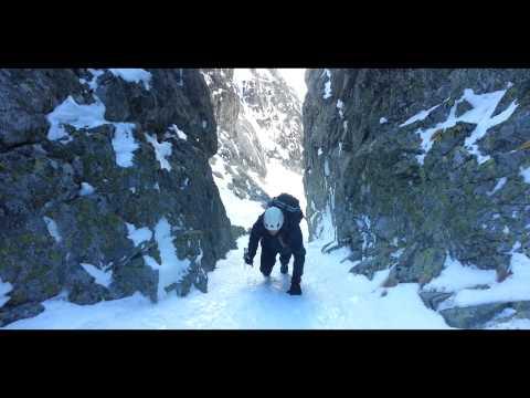 VIDEO: Ako vyzerá výstup na Gerlach v marci