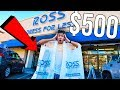 The 500 Ross Challenge