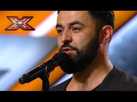 Севак Ханагян. Не Молчи - авторская песня. Х-фактор 7. Третий кастинг (видео)