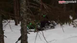10. Arctic cat ProClimb M800 Sno Pro 50TH