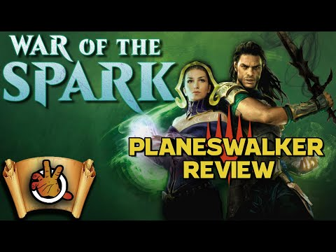 War Of The Spark Planeswalker Set Review L The Command Zone #263 L Magic: The Gathering Edh