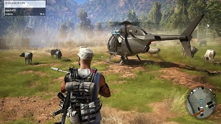 GHOST RECON WILDLANDS - BETA CON WILLY #2
