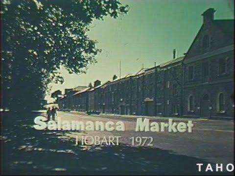 Salamanca market 1972