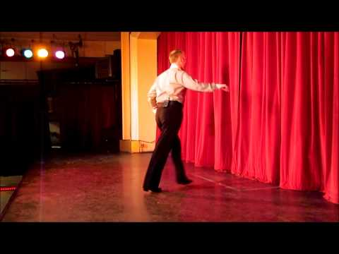 Voodoo Jive Line Dance ( Walk Through & Demo)