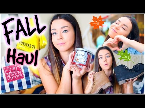 haul - Let's get this fall haul video to 30000 likes! WOOH! In this video I show you guys my Huge Fall Clothing Haul 2014! Metropolis at Metrotown: http://metropol...