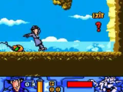 Inspecteur Gadget : Operation Madkactus Game Boy
