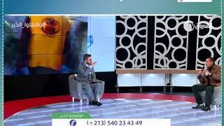 شعيب علي رئيس جمعية اليد في اليد مسعد يتكلم عن نشاط الجمعية