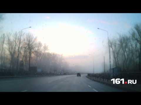 Авария в Ростове на Дону