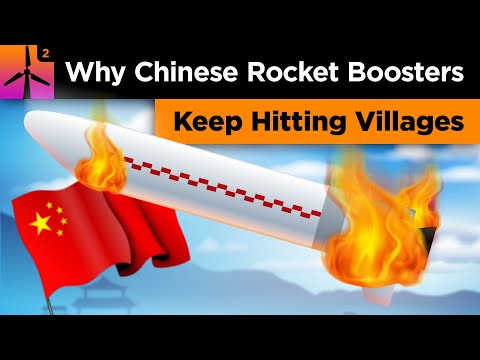Why Chinese Rocket Boosters Keep Hitting Villages