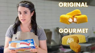 Video Pastry Chef Attempts To Make a Gourmet Twinkie | Bon Appetit MP3, 3GP, MP4, WEBM, AVI, FLV Agustus 2018