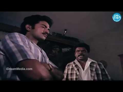 City Rowdy Movie - Madhavi, Rajasekhar Action Scene