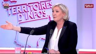 """Video Marine Le Pen : Macron, """"c'est le candidat du vide"""" MP3, 3GP, MP4, WEBM, AVI, FLV Mei 2017"""