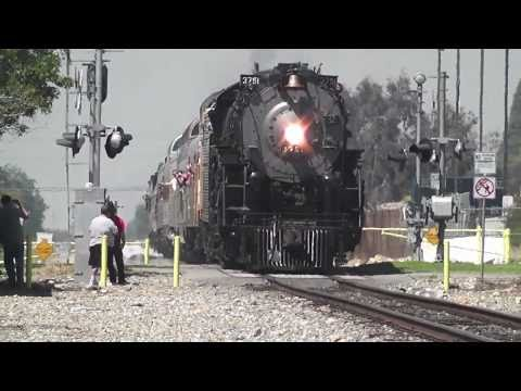 HD- Santa Fe 3751: The Chase, The Steam, The Legend: April 16-17, 2011