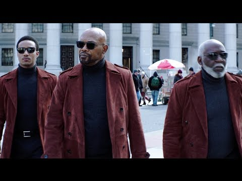 The First Trailer for the Shaft Reboot