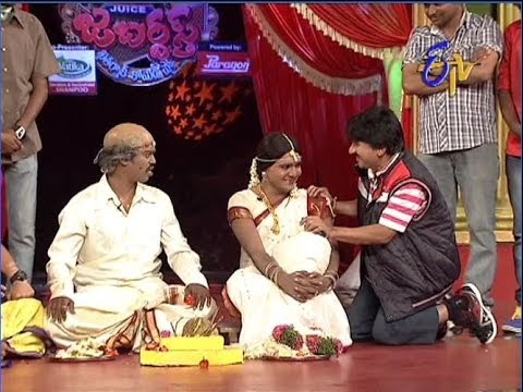 Jabardasth - Rocket Raghava Performance on 27th February 2014 28 February 2014 07 AM