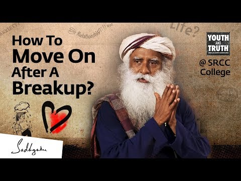 How To Move On After A Breakup?