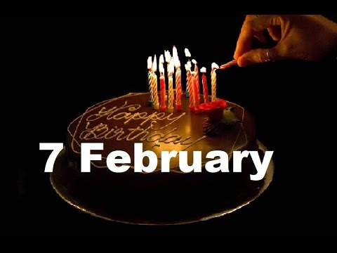 Birthday wishes for best friend - 7 February 2019Birthday StatusBirthday SongBest Birthday WhatsApp Status