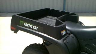 4. Review: 2011 Arctic Cat TBX 700 LTD
