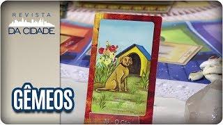 Confira a previsão para o signo de Gêmeos para esta semana!Confira também as outras páginas do programa:Site -  Oficial: http://www.tvgazeta.com.br/revistadacidade/Facebook -  https://www.facebook.com/RevistadaCidadeTVTwitter - https://twitter.com/revistadacidadeInstagram -  https://instagram.com/revistadacidade/
