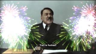 Merriman wishes Hitler a Happy New Year.