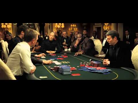 Casino Royal Best scene
