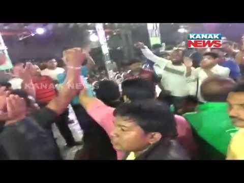 Video Ruckus By Audiences On Stage of Jatra Indrabhuban In Khandagiri download in MP3, 3GP, MP4, WEBM, AVI, FLV January 2017