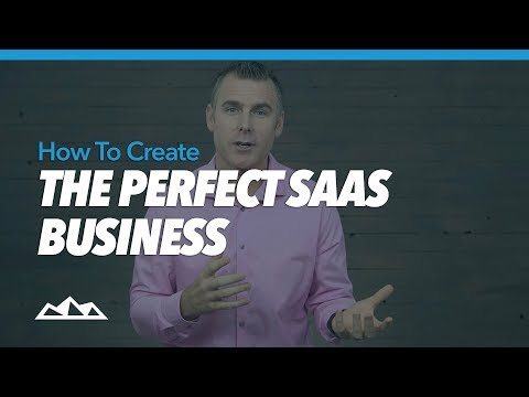 How To Create The Perfect SaaS Business | Dan Martell
