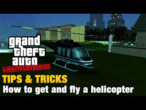 how to fly a helicopter video