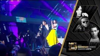 Video Isyana Sarasvati ft Boy William - Medley | TV Program Of The Year | NET 3.0 MP3, 3GP, MP4, WEBM, AVI, FLV Januari 2019