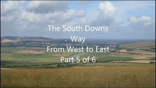 Rodmell United Kingdom  City pictures : South Downs Way, West to East, Part 5 of 6 - Ditchling to Alfriston