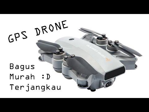JJRC X16 Unboxing & Test Terbang Indoor - Drone Murah Bagus 1,5 Jutaan