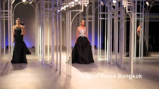 Lie Sang Bong - Couture Fashion Week 2012 At Siam Paragon - HD - Part 2 Of 2