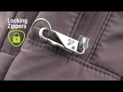 Anti-Theft Classic Light Sling Bag From Travelon®  #42953