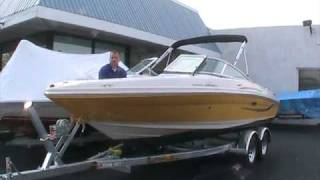 5. 2008 Sea Ray 205 Sport at Peters Marine Service