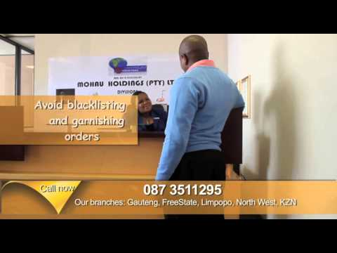 0 Mohau Debt counselling advert