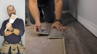 How to Install Vinyl Plank Flooring Quick and Simple