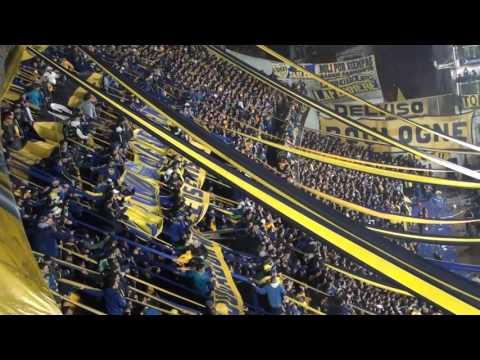 Boca IdelValle Lib16 / Primer gol de Boca - La 12 - Boca Juniors - Argentina - América del Sur