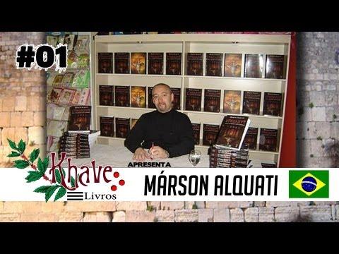 "Khave Livros - 1x01 - Márson Alquati - Ethernyt ""A Guerra dos Anjos"""