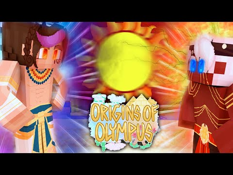 THE EGYPTIAN DEMON ARRIVES ● Origins of Olympus Season 2 ● EP 3 (Percy Jackson Minecraft Roleplay)