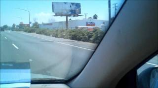Moreno Valley (CA) United States  City new picture : U.S. Military Convoy - I-10 East - Moreno Valley, CA