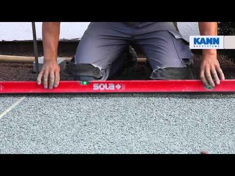 Anleitung: Bodenplatten selbst verlegen