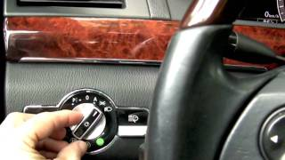 8. 2007 Mercedes-Benz S550  A2316