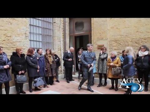 """I Carabinieri di Agrigento si dotano della """"Stanza Protetta"""""""