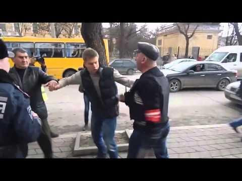 Армяне Против Провокаторов в Крыму