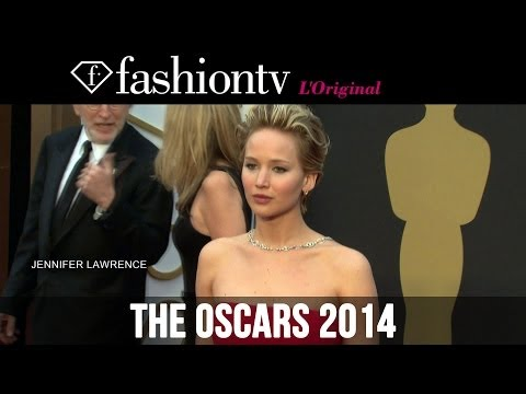 Red Carpet - http://www.FashionTV.com/videos LOS ANGELES - FashionTV brings you the best-dressed celebs on the red carpet at the 2014 Oscars. Appearances: Matthew McConau...