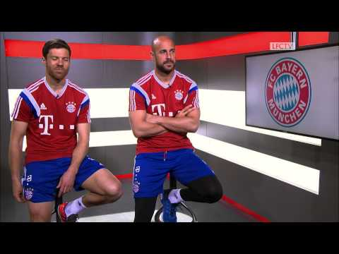 Alonso And Reina Speak Ahead Of All-Star Charity Match At Anfield