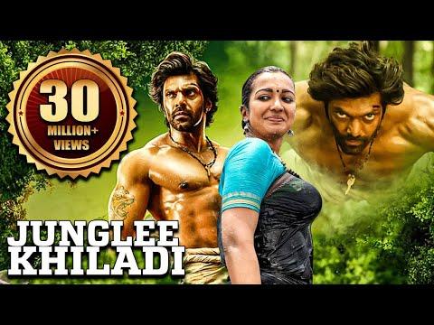 Junglee Khiladi Full Hindi Dubbed Movie | Arya, Catherine Tresa | Telugu Hindi Dubbed Movies