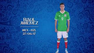 Following the conclusion to a hugely entertaining FIFA Confederations Cup Russia 2017, it is time for you – the fans – to vote for your Goal of the Tournamen...